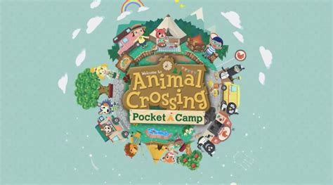 animal crossing pocket camp announced  mobile devices