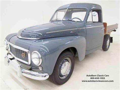 old volvo trucks for sale 1959 volvo pickup 445 for sale classiccars com cc 920285