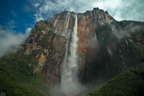 imagenes paisajes naturales de venezuela landscape santo angel venezuela salto 193 ngel wallpapers