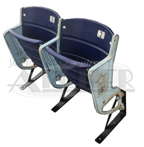 Stadium Chairs For Sale by Collectible Stadium Seats