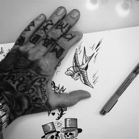 self made tattoo design quickies designs luke wessman self made