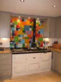 Kitchen Splashback by Kitchen Splashbacks Four Walls Love