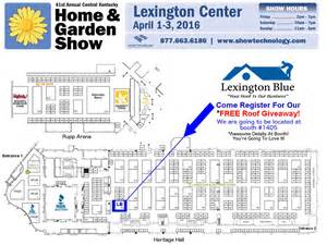 home garden show ky april 1 3 2016 win a free