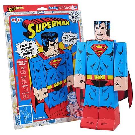 Superman Papercraft - superman kookycraft papercraft
