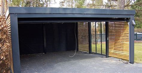 carport holz metall carport aus holz und metall denvirdev info