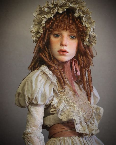 doll artists russian artist makes incredibly realistic doll faces that