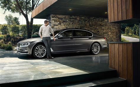 luxury bmw 7 series seven remarkable design features on the 2016 bmw 7 series
