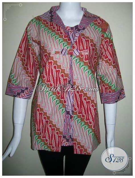 Batik Etnik Elegan baju batik untuk wanita kerja kantor dan etnik
