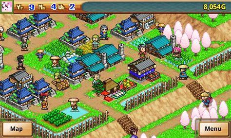 download game android kairosoft mod new game kairosoft s ninja village available in english
