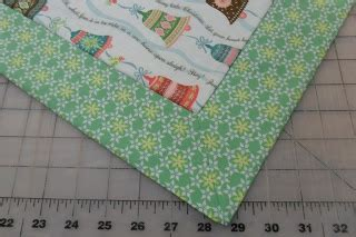 How Wide To Cut Quilt Binding by Wide Binding Mitered Corners Quilt Ideas