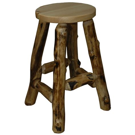 Rustic Stools For Kitchen by Aspen Bar Stool