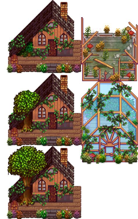 WIP   Overgrown Farmhouse Asset Remix   Deluxe Coop Added