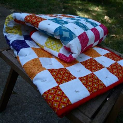 Tie Quilt Patterns For Beginners by Scrap Quilt Pattern Scrap Tutorials And Learning