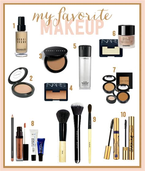 7 Makeup Must Haves For by Makeup Must Haves For Beginners Mugeek Vidalondon