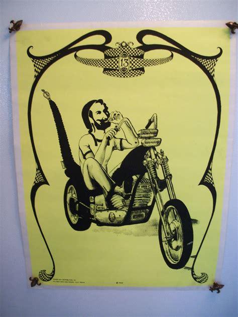 zig zag man blacklight zig zag man 1969 original vintage