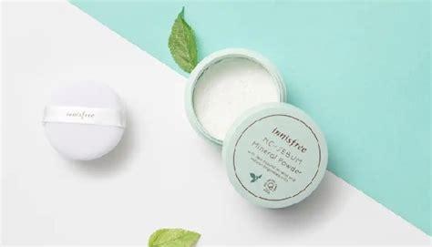 Harga Innisfree Mineral Powder review 10 merk bedak yang cocok untuk kulit berminyak