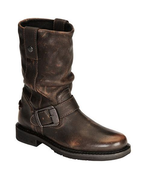 best harley riding boots 25 best ideas about leather motorcycle boots on pinterest