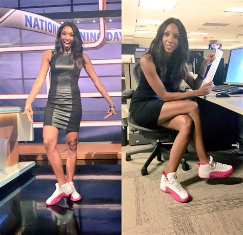 maria taylor espn maria taylor on twitter quot can you tell i m loving my new