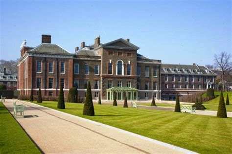 apartment 1a kensington palace royalty kate and william s kensington palace home in apartment 1a