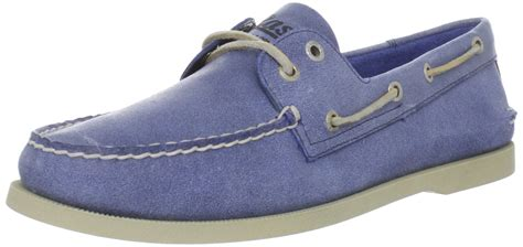 best bass boat shoes g h bass co hton boat shoe in blue for men navy