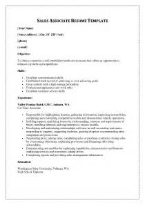 sle salesperson resume sales skills associate