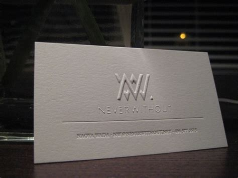 embossed name card template 25 embossed business cards for print design inspiration