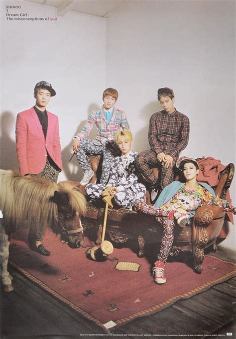 Official Photocard Shinee Misconceptions Of You yesasia shinee vol 3 chapter 1 the