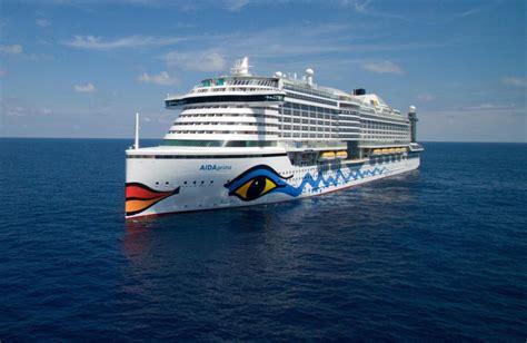 technische daten aidaprima aida prima das neue kreuzfahrtschiff daten und fakten