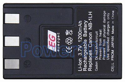 Canon Battery Nb 1lh 840mah power101 special 1 71 nb 1lh battery for canon li