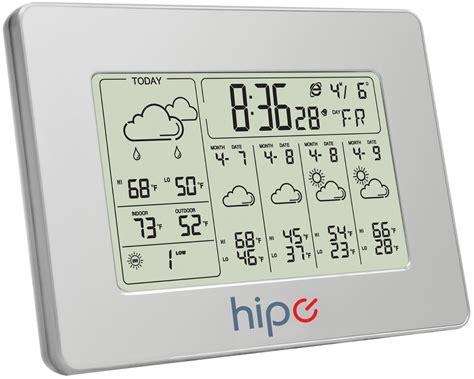 digital 5 day wireless weather forecast station