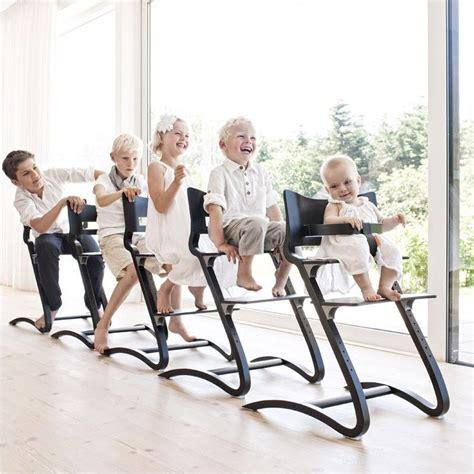 chaise haute leander s 233 lection de chaises hautes modernes et design mamans