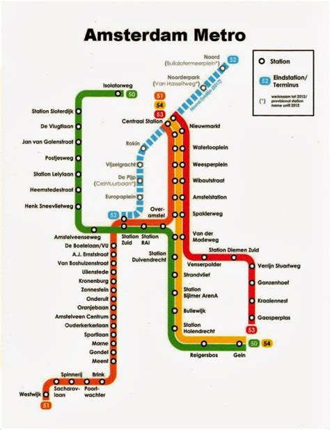 netherlands metro map map cards 0325 netherlands map of amsterdam metro