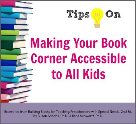 7 Ways To Get Your 1 Year To Talk by 7 Ways To Make Your Book Corner More Accessible Early
