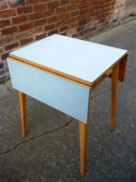 Blue Formica Kitchen Table by 1000 Images About Formica Drop Leaf Tables On