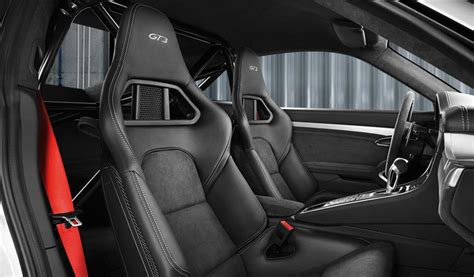 porsche 911 interior back seat image gallery 911 gt3 rear seat