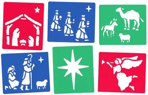 Sprei Set Tsum Rainbow stencil sets seasonal craft supplies