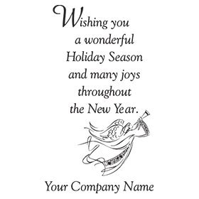 Greeting Card Messages