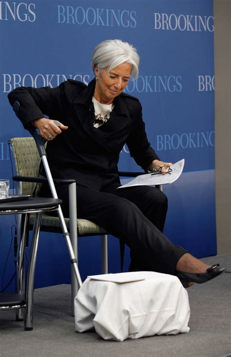 Style Goes Global With Christine Cabusas by Christine Lagarde Photos Photos Imf Managing Director
