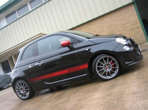 fabulous specified abarth 500 esseesse for sale