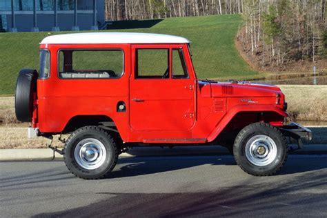 1966 Toyota Land Cruiser Fj40 1966 Toyota Fj40 Land Cruiser For Sale Toyota Fj40 Land