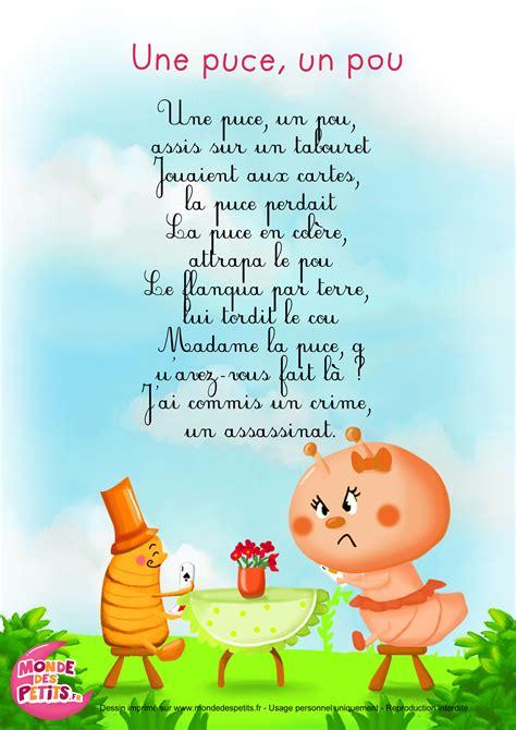 Une Puce Un Pou Assis Sur Un Tabouret by Monde Des Petits Une Puce Un Pou