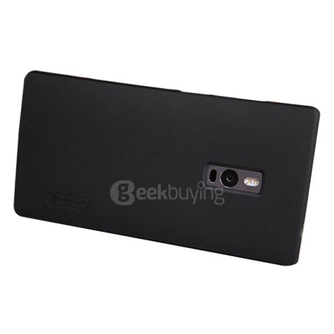 Nillkin Frosted Oneplus 2 Two Black Nillkin Protective Back Cover For Oneplus Two