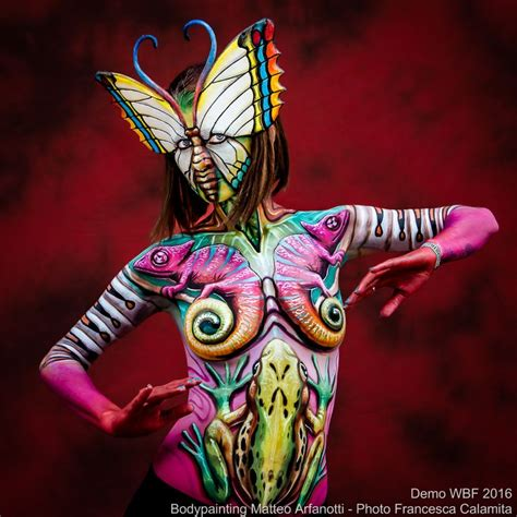 192 Best Images About World Bodypainting Festival On