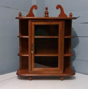 Curio Cabinet For Wall Reserved For Sonja Curio Cabinet Wall Mount Or Table Top