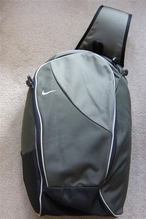 Nike Sling Bag 6 details about vintage nike sling backpack khaki black images frompo
