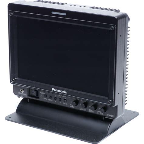 Lcd Panasonic panasonic bt lh910g lcd monitor 9 quot btlh910gj b h