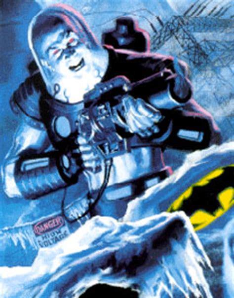 Harpoon White Gotham Blue Emperor mr freeze the joker wiki