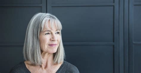 how to care for thick gray hair on over sixty woman the good and the bad of women living longer ny daily news