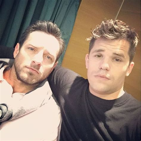 teen wolf ian bohen and max carver as peter and aiden