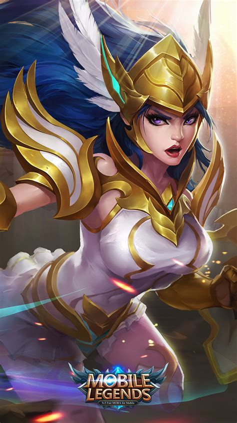 Wallpaper Hd Mobile Legend Freya | freya mobile legends guide